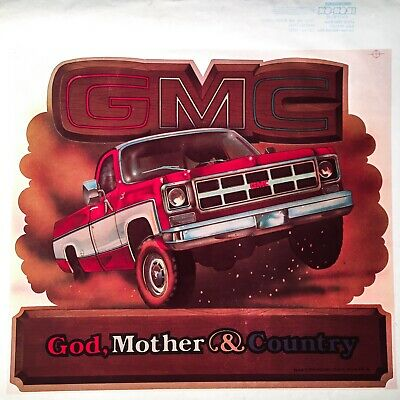 Chevy Bad Mother Trucker 1970/'s Iron-on Transfer