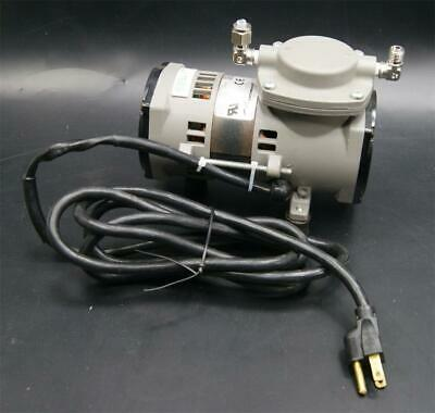 Thomas 107CAB14TFEL-C  Vacuum Pump/Oil-less Diaphragm 110/115V 50-60Hz