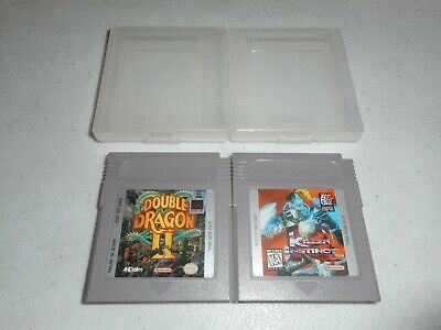 eabeb171105e Double Dragon II   Killer Instinct (Nintendo Game Boy   Color   GBA