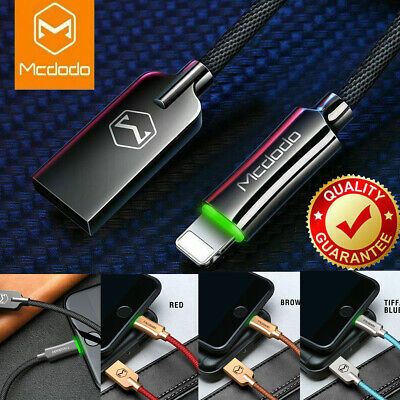 Mcdodo Lightning Cable Heavy Duty iPhone 11 Pro Max 7 8 XR Charger Charging Cord