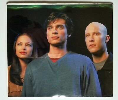 SMALLVILLE CHARACTERS POSTER ART PRINT PICTURE A3 11.7 × 16.5 INCH AMK2144