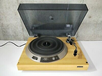 Denon DP-790 Direct Drive Player In Used Excellent Condition