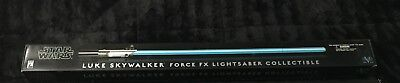 Luke Skywalker's Force FX Lightsaber from A New Hope (Master Replicas)