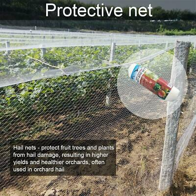 Anti Bird Pond Net Preventing Crop Netting Mesh Garden Plant  Fruit Protective