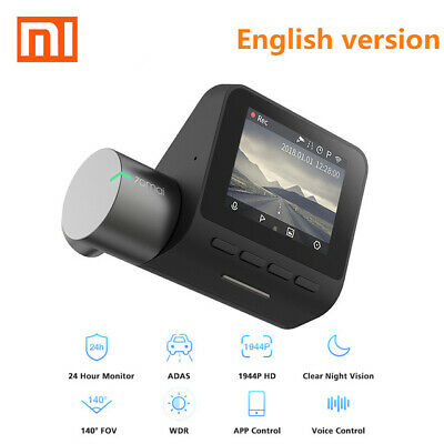 Real Xiaomi 70mai Dash Cam Pro WiFi Car DVR Camera Video Recorder Without GPS