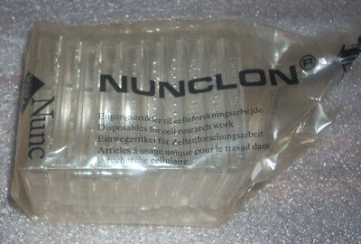Nunc Mini 72 well plates micro test tissue culture micro well 10 per pack 8 pks