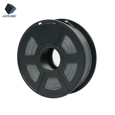 *DE STOCK* Anycubic 1.75mm Gray Filament 1kg PLA for 3d Drucker Hohe Präzision