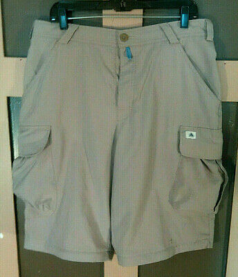 new product 725ca 52471 Nike ACG All Conditions Gear Cargo Shorts Hiking size 34 medium button fly