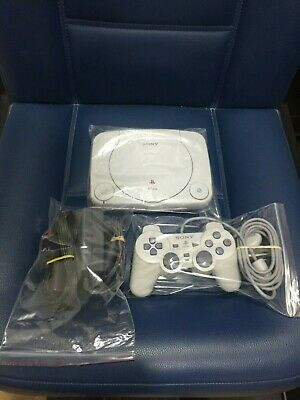 Sony PlayStation 1 PS1 PSX PSONE SCPH-102 Consola + Mando y cables