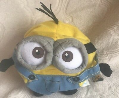 Minions Fuzzbies Kevin Minion Illuminations Enterainment Inflatable Bouncing Toy