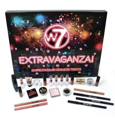 W7 Extravaganza! 2018 Advent Calander New