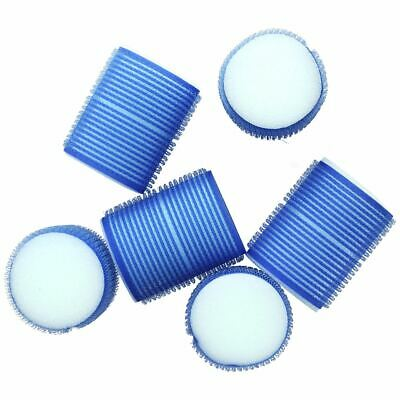 Hairtools Blue Snooze Rollers - Large