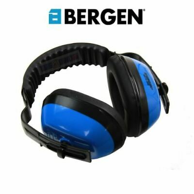 BERGEN Tools Safety Ear Protectors Defenders Muffs Noise Plugs 2745