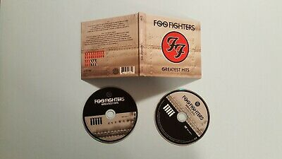 Greatest Hits [Deluxe CD/DVD] by Foo Fighters (CD, Nov-2009, 2 Discs) Book Set