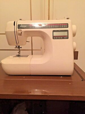 Macchina da cucire Brother PS-40 con Mobile richiudibile #eBayDonaPerTe