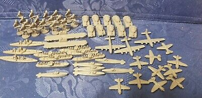 Axis Allies Replacement Army Lot Germany Miniatures, War Games Toys & Hobbies