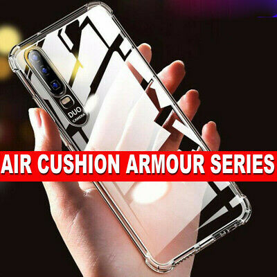 Case for Huawei P30 P30 Pro Lite Ultra Slim Shockproof Silicone Clear AIR Cover