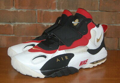 buy online d129b f8440 MENS 13 NIKE Air Max Speed Turf 49ers Deion Sanders 525225-101
