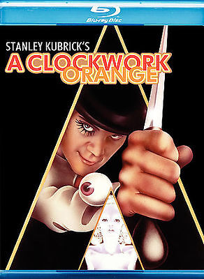 A Clockwork Orange (Blu-ray Disc, 2007, Special Edition) NEW