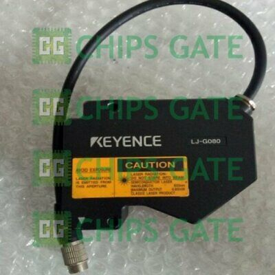 1PCS Used Keyence Lj-G080 Tested in Good Condition Fast Ship