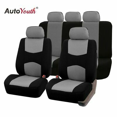 Full Car Seat Cover Universal Interior Accessories Automobiles Seat Protector