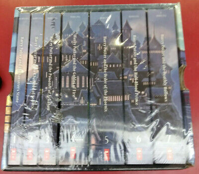 Harry Potter Complete Book Series  Boxed Set