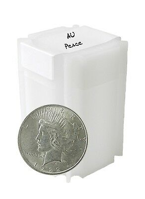 Silver Peace Dollar AU Lot of 20 Mix Dates and Mint S$1 Coins
