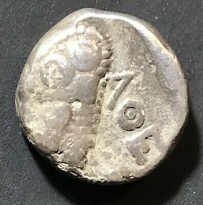 Ancient Attica Athens Greece Athena Owl Tetradrachm 4th Century BC RARE ANTIQUE