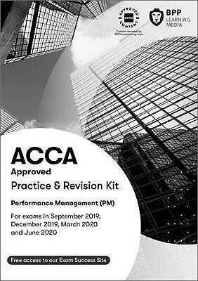 Acca Performance Management: Practice and Revision Kit by Bpp Learning Media Pap