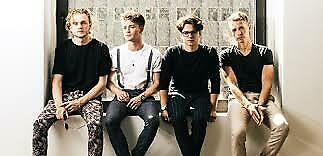 2 Tickets for 'The Vamps' 3 Arena, 29th May.