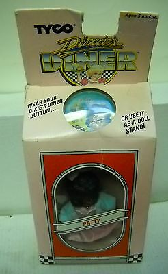 #5348 NRFB Vintage Tyco Dixie's Diner Patty Doll Figure