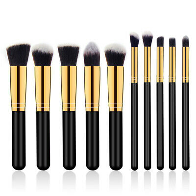 7pcs Makeup Brushes set Crystal Glitter Quicksand Sequins Cosmetic Brush Tools