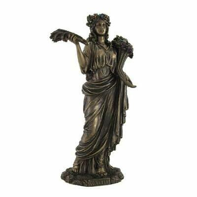 Veronese Greek Goddess of Harvest Demeter Bronzed Statue