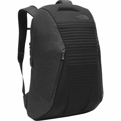 55dadf881 THE NORTH FACE Access Pack Backpack Unisex 22L / 28L Black/ Gray ...