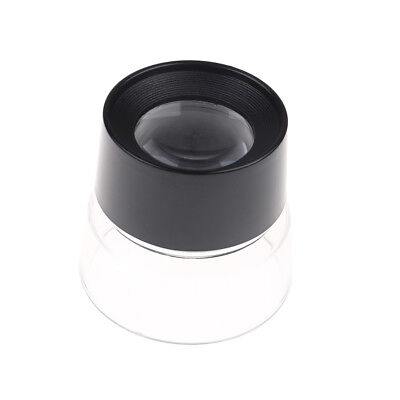 Portable magnification 10X magnifying glass magnifiers microscope for readingRR