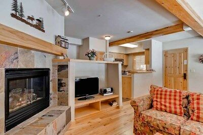 5 Nights: Twin Elk Lodge at Breckenridge #A1 Townhouse by RedAwning ~ RA43228