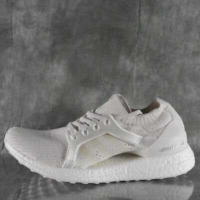 4d8c99ee799 BB3433 ADIDAS WOMEN UltraBOOST X white crystal white grey one ...