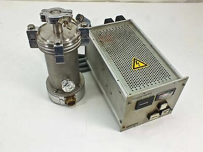 Pfeiffer TPC 040 / TPH 040 Turbo Pump with Matching Controller Power Supply