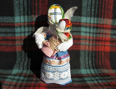 "Handmade Scythian-Sarmats-Slavic Charm-Amulet Big Doll Motanka ""On Motherhood""#1"