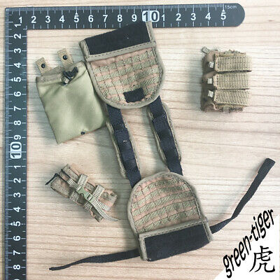 E102 1:6 Scale ace Military action figure parts - Navy seals plate carrier pouch
