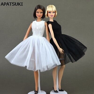 """2pcs 1:6 Doll Accessories Costume Ballet Dress Lace Dress For 11.5"""" Doll Clothes"""