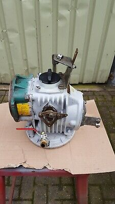 Volvo Penta 120S KG120  2.21:1 saildrive upper unit