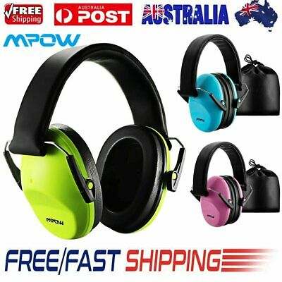 Mpow Children Ear Protection Safety Ear Muffs NRR 25dB Noise Reduction Earmuffs