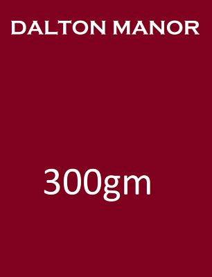 DALTON MANOR BRAND A4 OX BLOOD RED CARD 300GM VERY HIGH QUALITY