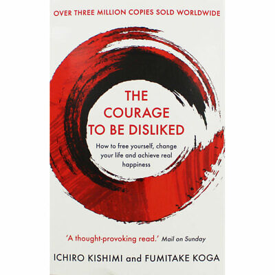 The Courage to be Disliked (Paperback), Non Fiction Books, Brand New