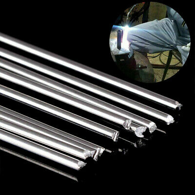 10Pcs Easy Melt Welding Rods 1.6mmx45cm Low Temperature No Need Solder Powder