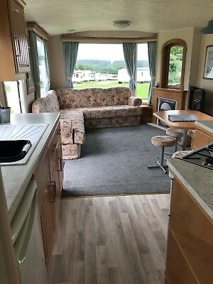 SPECIAL 4 Night Break in 3 Bedroom Static Caravan Home on North Devon near Bude