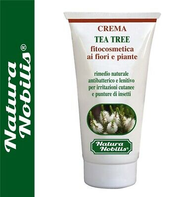 CREMA TEA TREE strappi, indolenzimenti, lievi traumi ed ematomi 100 ml