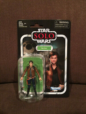 New Star Wars Vintage Collection Han Solo SOLO a Star Wars Story VC124 MOC