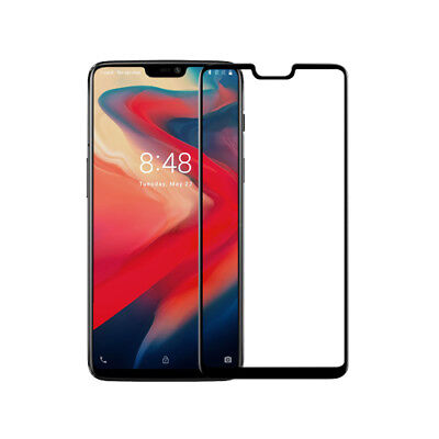 Nillkin 3D CP+ MAX Full Cover Tempered Glass Screen Protector for OnePlus 6